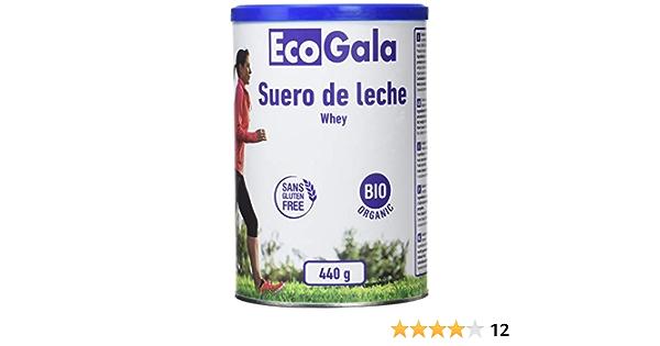 ECOGALA SUERO DE LECHE NATURAL 440 gr