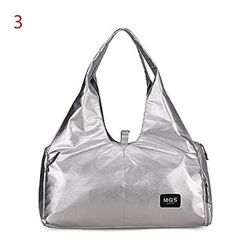 Sack Yoga Mat Bag Gym Fitness Bags Dry Wet Sports Tas For ...