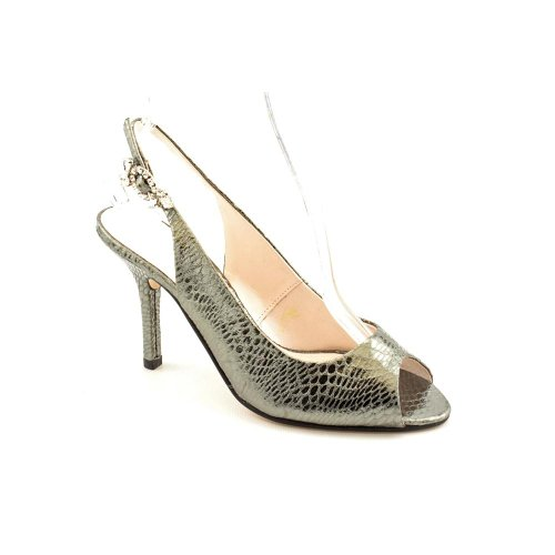 (Caparros Uruguay Mercury High-Heel, Peep-Toe Shoe 8.5)