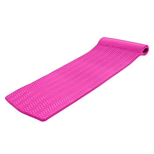 (TRC Recreation Serenity Ripple Pool Float, Flamingo Pink)