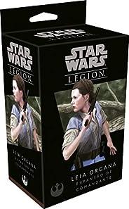 Wave 1 - Leia Organa - Expansão De Comandante, Star Wars Legion Galápagos Jogos Multicor