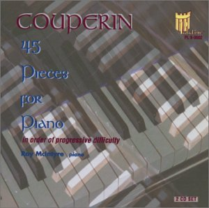 Couperin: OFFicial Safety and trust site 45 Pieces Piano for
