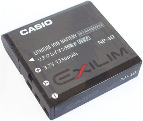 KAMERA Akku-Ladegerät LADESTATION für CASIO NP-40 Exilim EX-Z1080 EX-Z 1080