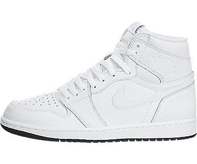 Jordan Air 1 Retro OG (Perforated) White/Black-White