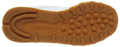 Da Reebok Unisex Corsa Scarpe Classic Leather wCqBp