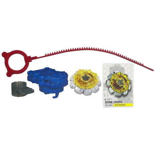 Beyblade Metal Fury B-137 Divine Crown TR145D Top
