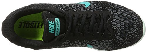 Anthracite Gris Running Max Air Transparent Sequent 2 de Femme Chaussures Nike Noir Froid WMNS Noir Jade O0qwPP