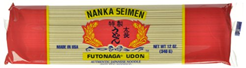 Nanka Udon Noodles, Thick and Long, 12 Ounce (Pack of (Thick Noodle)