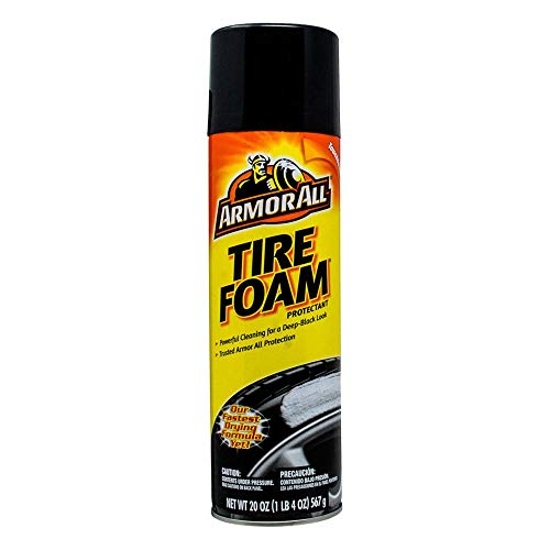 Armor All Tire Foam Protectant 20 Oz (pack of ()