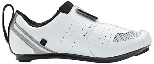 White Tri 3 Garneau Triathlon Shoes Speed Drizzle Bike Louis X x5I8wdqnqv