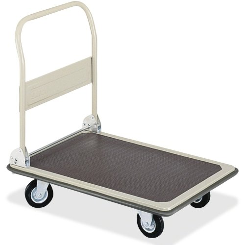 SAF4077 - Safco FoldAway Foldable Small Platform Truck by Safco