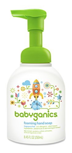 ndy Foaming Hand Soap, Unscented, 8.45 Ounce (Handy Foaming Hand Soap)
