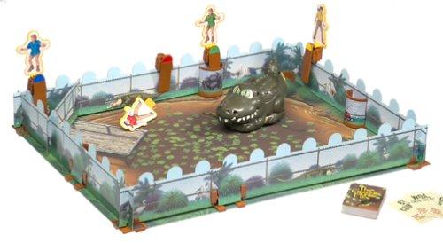 The Crocodile Hunter Game