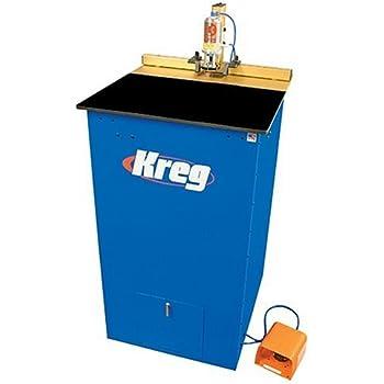 Kreg DK1100 FE 1-1/2 Horsepower Floor Electric Fully-Automatic Single Spindle Pocket Machine