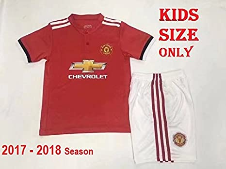 6a9115e2b Buy Manchester United Jersey for Kids New Season 2017 - 2018