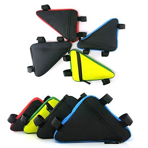 Amazon.com: Orcbee B-Soul - Bolsa triangular para bicicleta ...
