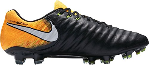 FG Tiempo Nike WHITE Chaussures LASER Orange de VII BLACK Football Legend Homme OR Noir 1t1Zxqf