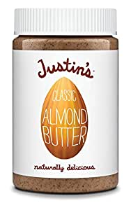Justin's Almond Butter, Classic, 16 Ounce