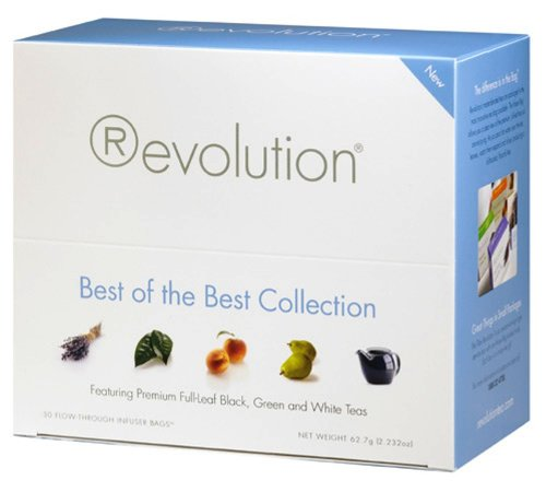 Revolution Best of The Best Collection, 30-Count Tea Bags