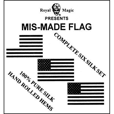 Mis-Made Flag Set (6 pc.) - Royal Magic by Fun Inc.