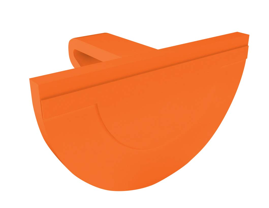 Big D 639 The D-Clip Toilet Rim Hanger, Mango Bay Fragrance, Red-Orange (Pack of 12) - Lasts up to 45 Days - Ideal for restrooms in Offices, Schools, Restaurants, Hotels, Stores