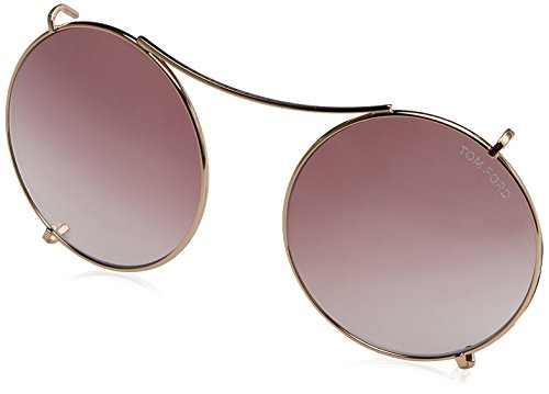 Tom Ford Juliet Burdeos Sonnenbrille ft0369 gfgr4wq