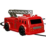 Magic Inductive Truck[Follows Black Line] ,Axiba Magic Pen Car Fire Engine Model Toy for Kids & Children