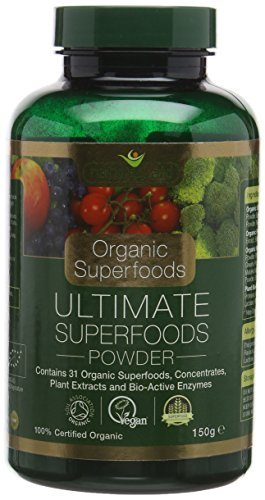 Natures Aid 150 g Organic Ultimate Superfoods Powder by N...