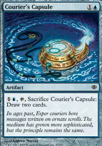 Magic: the Gathering - Courier's Capsule - Shards of (Couriers Capsule)