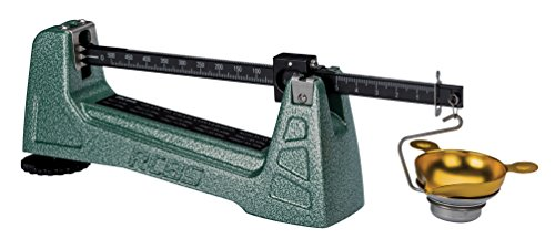 RCBS M500 Mechanical Scale, Green, Left/Right