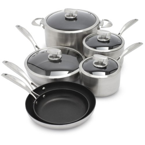 Scanpan CTQ 10-Piece Set 69100000