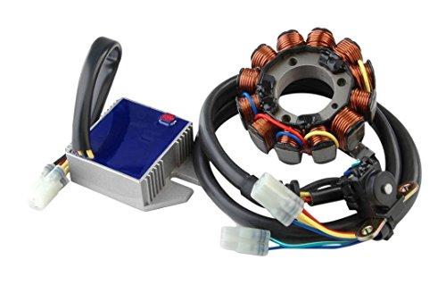 Moose Stator - Trail Tech SR-8253 Stator DC Electrical System Kit (70W)