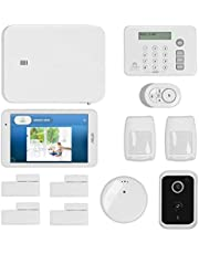 LifeShield, an ADT Company - 13-Piece Easy, DIY Smart Home Security System - Optional 24/7 Monitoring - Smart Camera - No Contract - Wi-Fi Enabled - Alexa Compatible
