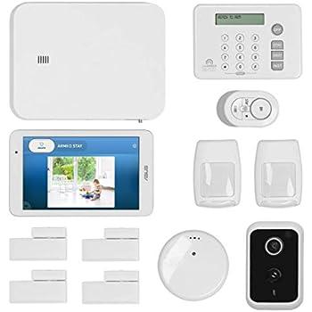 Amazon.com : WiFi Smart Door Window Sensor Phone APP Control ...