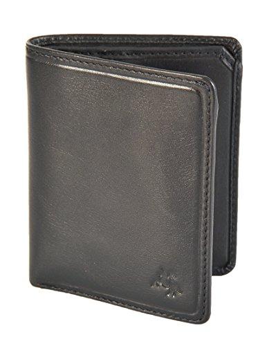 Portefeuille Noir Hommes Noir Pour Coffret Tsc39 Cadeau Rfid Cuir Small Visconti qUagxT7q