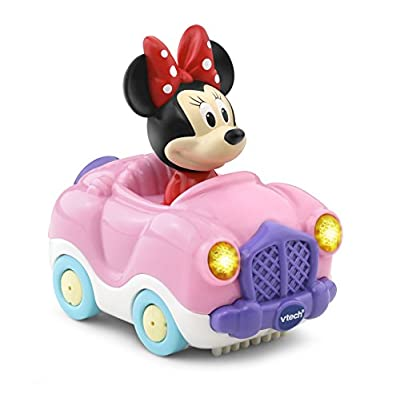 VTech Go! Go! Smart Wheels - Disney Minnie Mouse Convertible, Great Gift For Kids, Toddlers, Toy for Boys and Girls, Ages 1, 2, 3, 4, 5: Toys & Games