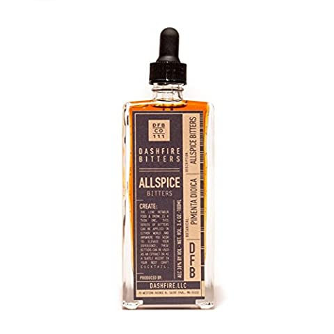 Dashfire Allspice Cocktail Bitters 100ml - Creek Cocktail