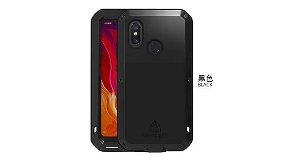 Amazon.com: Love Mei Xiaomi MI 8 Funda, Xiaomi MI 8 Carcasa ...