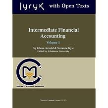 Intermediate Financial Accounting: Volume 1