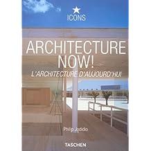 Architecture Now! L'architecture d'aujourd'hui