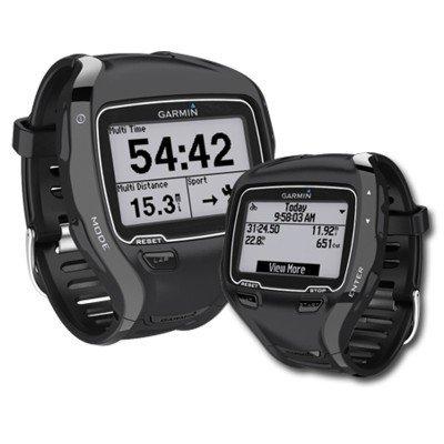 Garmin 910XT - Reloj de entrenamiento GPS para triatlón (con pulsómetro y correa pectoral)
