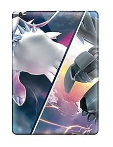 Special Xianshishop Skin Cases Covers For Ipad Air, Popular Air Pokemon Zekrom Vs Reshiram Phone Cases