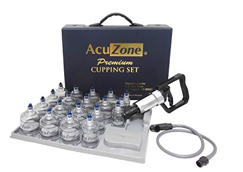 Premium Quality Cupping Set w/ 19 Cups ***BEST CUPPING SET IN KOREA*** ()