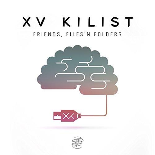 Friends Files'n Folders - Friends File