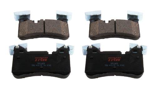 TRW TPC1450 Premium Ceramic Rear Disc Brake Pad Set (E63 Brake Pad)