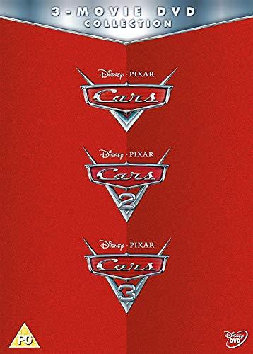 Cars: 1-3 [DVD] [2017]