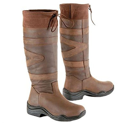 TOGGI EQUESTRIAN CALGARY ADULTS LONG RIDING COUNTRY WALKING BOOT ALL SIZES 36-43 q0UJyPnlzC