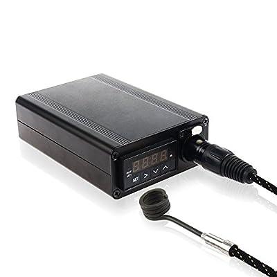 Digital PID Temperature Controller with Titanium Accessories