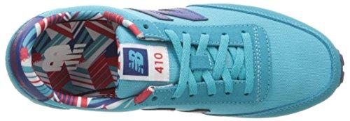 410 Baskets Femme New Bleu Basses turquoise Balance Green ZxqSwR