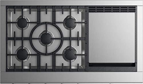 48 gas cooktop - 9